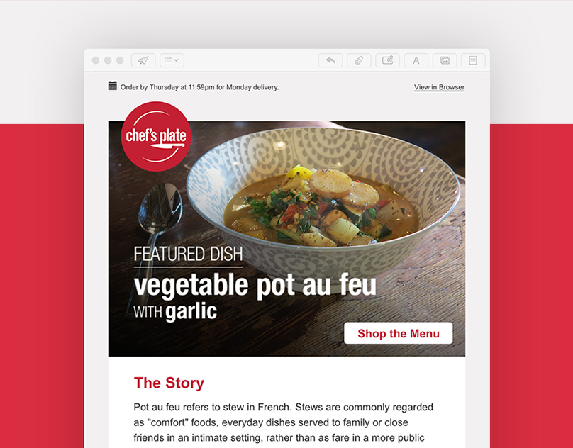 responsive newsletter design